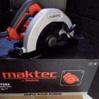 harga Mesin potong kayu / circular saw Maktec MT583 Tokopedia.com