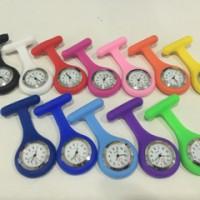 Silicone small - Jam Perawat / Nurse Watch / Jam Medis / Jam Pocket