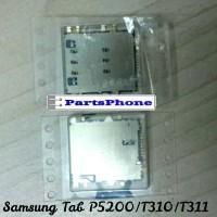 Connector Simcard Samsung Galaxy Tab 8 Inch P5200 / T310 / T311
