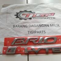 emblem Honda Brio E i-VTEC CBU