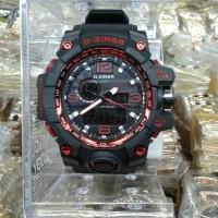 harga Jam tangan D - ZINER DUAL TIME Tokopedia.com