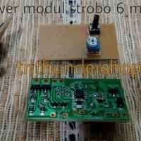 Kit Driver Modul Strobo 6 Mode 2 Channel Manual M2