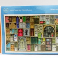 Pintoo Jigsaw Puzzle - Doors Closed By Colin Thomson - 1000 Pcs
