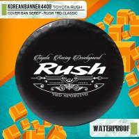 Jual Cover ban custom RUSH / Sarung ban custom Toyota RUSH
