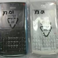 Casing Cashing Fullset + Tulang Nokia X2-01