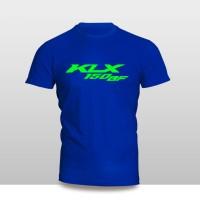 kaos baju pakaian otomotif MOTOR KAWASAKI KLX 150 BF murah