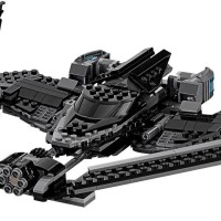 harga Lego 76046 Heroes Of Justice : Sky High Battle Batwing Part Out Tokopedia.com
