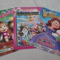 Jual Buku Aktivitas Anak Tokopedia