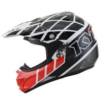 harga Helm Kyt Trail Motocross Cross Over K-racing Red Black Tokopedia.com