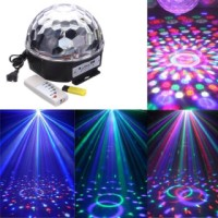 harga led crystal magic ball ligt trsda jg lampu solar & catok sisir Tokopedia.com