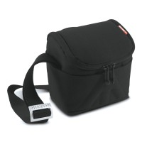harga Tas Kamera Manfrotto Amica 20 Shoulder - Black Stile Tokopedia.com