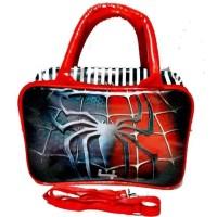 Tas Travel Bag Koper Anak Ukuran Kecil Karakter Spiderman 4