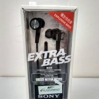 harga Sony Headphone Mdr - Xb50ap Extra Bass In-ear Tokopedia.com