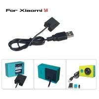 harga Xiaomi Yi Dummy Battery Eliminator Adapter USB Cable Power Tokopedia.com