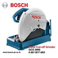 Gerinda Duduk / Gerinda Potong / Metal Cut-off Wheel Bosch GCO 2000