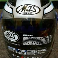 harga Helm MDS Pro D-One #6 Tokopedia.com