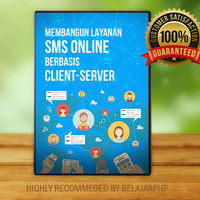 Dvd Tutorial Membangun Layanan Sms Online Berbasis Client Server