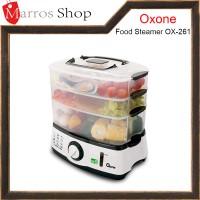 Oxone Eco Food Steamer Oxone OX-261 Pemanas Serbaguna