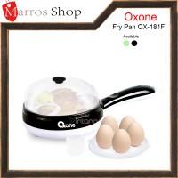 OXONE 2IN1 FRY PAN EGG STEAMER OX-181FE KUKUSAN PENGGORENG TELUR