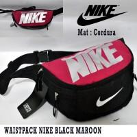 harga tas waistbag nike classic HM   tas selempang nike   tas waistpack nike Tokopedia.com