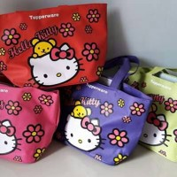 tas hello kitty tupperware