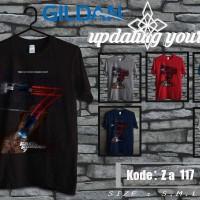 Kaos Gildan Softstyle - Kaos film - kaos fast furious 7 01