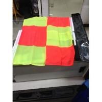 Bendera wasit made in china berkualitas murah sepasang