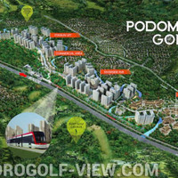 Apartment Podomoro Golf View
