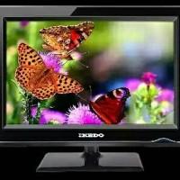 "TV Led Ikedo 20"" Wide Screen"