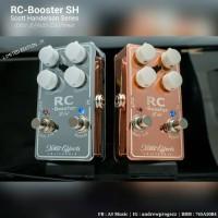 RC-Booster Scott Henderson Signature Effect Stompbox