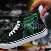 Vans Sk8 Hi X Marvel Hulk
