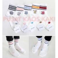 Kaos Kaki Impor Import Korea Supplier Murah Pusat Korean Socks Anak