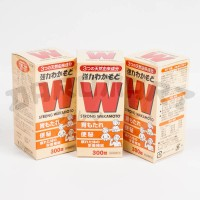 Strong Wakamoto 300 pills - Original Japan
