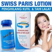 swiss paris lotion / obat penghilang tahi lalat /obat penghilang kutil