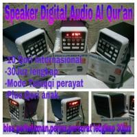 Speaker Digital Al Qur'ani Murottal 30 Juz Tilawah Al Qur'an / Quran