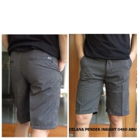 Celana Pendek Insight 0480 Abu