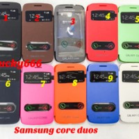 flip cover samsung core duos i8262 i8260 samsung galaxy core duos