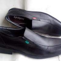 harga Sepatu Kerja Kickers Pantofel Casual Slop Tokopedia.com