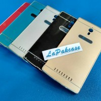 Oppo Find 7 / 7a - Metal Bumper Alumunium Backcase Backcover