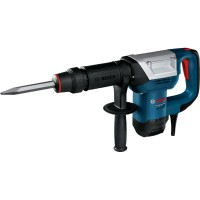 Mesin Bor Demolition Hammer BOSCH GSH 500 With Hexagon Bobok Tembok