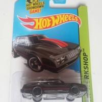 Hot wheels - 86 monte carlo ss
