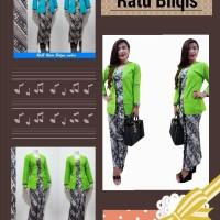 RnB Ratu Bilqis(baju batik,batik pesta,batik couple,batik kerja,batik)