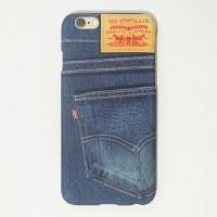Jual Cover / Case / Casing iPhone 6 / 6s / i6 / i6s / Denim / Jeans Murah