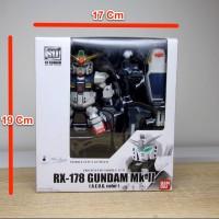 BANDAI SD Action Figure RX-178 Gundam Mk-II A.E.U.G