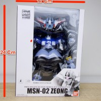 BANDAI SD Action Figure MSN-02 Zeong