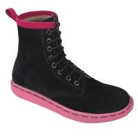 harga Sepatu Boots Catenzo DH 052 Hitam Wanita - Boot Cewek Sintetis Tokopedia.com