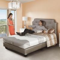 Comforta Spring Bed (Satu Set) Solid Spine (160x200)