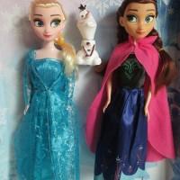 Jual Boneka Frozen Anna, Elsa dan Olaf Murah