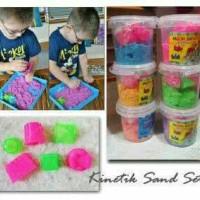 Kinerja Sand / Mainan Pasir Anak / Edu Games