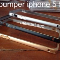 Bumper Iphone 5 5s 4 4s Case Cover Metal Hardcase